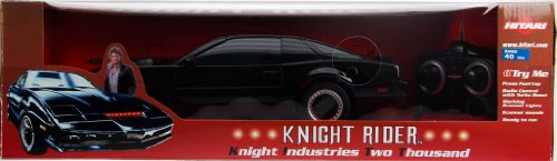 Hitari 8244 Radio Control 1:15 Scale Knight Rider K.I.T.T Car