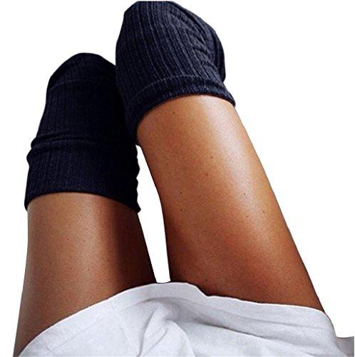 sannysis-calcetines-de-punto-para-mujer-calcetines-running-sobre-la-rodilla-armada