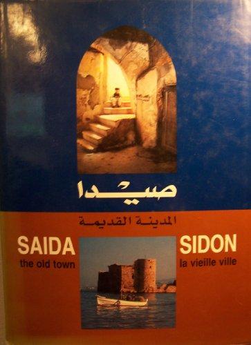 Sidon the Old Town Saida la vieille ville, Sami Karkabi