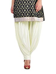 Pietra off white colored Pan Style Dhoti