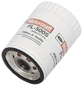 Motorcraft FL500S Oil Filter from Motorcraft