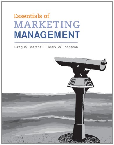 Combo: Loose Leaf Essentials of Marketing Management +...
