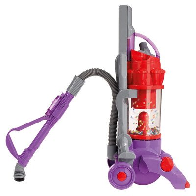 dyson dc14 pretend play toy vacuum cleaner for children. Black Bedroom Furniture Sets. Home Design Ideas