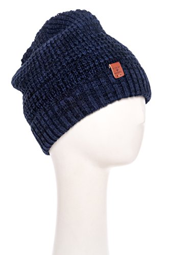 Unisex Knitted Warm Beanie