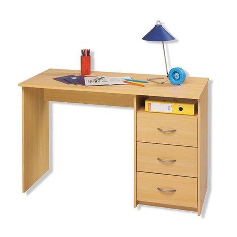 schreibtisch buche nachbildung com forafrica. Black Bedroom Furniture Sets. Home Design Ideas