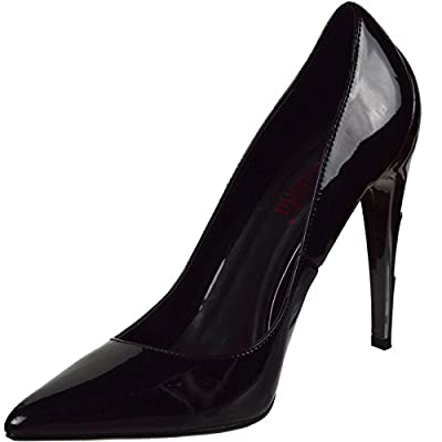 Demonia Women's Voltage-01 High Heels Dress Pumps
