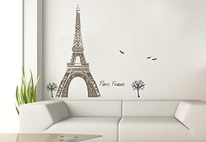 Tour Eiffel Wall Decals