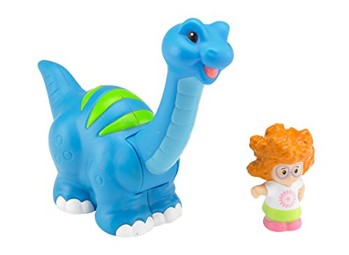 Fisher-Price Little People Sofie & Apatosaurus