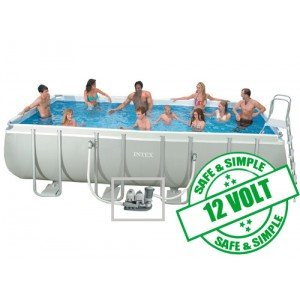 Avis intex piscines hors sol intex piscine intex en for Piscine hors sol intex 5 49