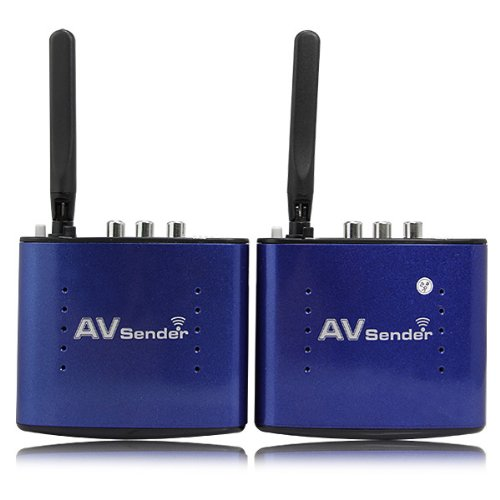 signstek-58ghz-8-channel-wireless-audio-video-sd-tv-av-sender-1-transmitter-1-receiver-with-ir-remot