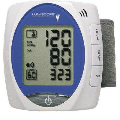 Cheap Talking Wrist BP Monitor (B000U08B2E)