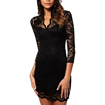 Brilliant Black Velvet Hanky Hem Dress At Amazon Womens Clothing Store