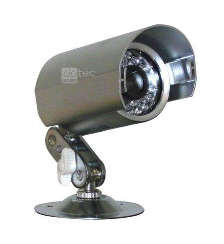 Detec-Secure Infrarot-Nachtkamera Sony 540TVL 3,6mm Linse