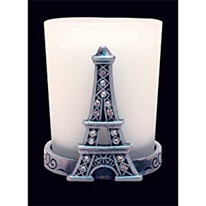Eiffel Tower Picture Holder on Amazon Com  Eiffel Tower Votive Candle Holder  Office Products