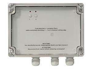 EQ3 85972 HomeMatic FunkDimmaktor, 2fach, 2 x 300VA  BaumarktRezension