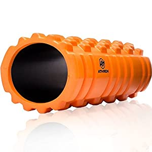Foam Roller for Muscle Massage - Firm Premium Quality - 13