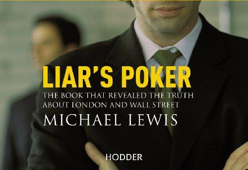Buchseite und Rezensionen zu 'Liar's Poker (Flipback)' von Michael Lewis