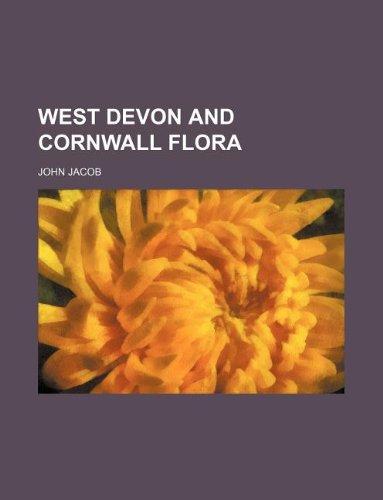 West Devon and Cornwall flora