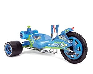 Huffy Green Machine H2O Trike With Water Guns