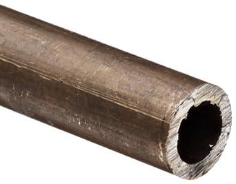 Brass C230 Seamless Round Pipe, Schedule 40, ASTM B43