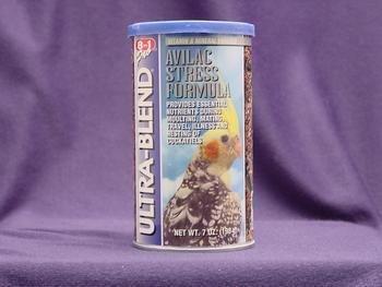 Cheap Bird Supplies Cockatiel Ultrablend Avilac Stress Diet 7Oz (DBLDTPPPK13)