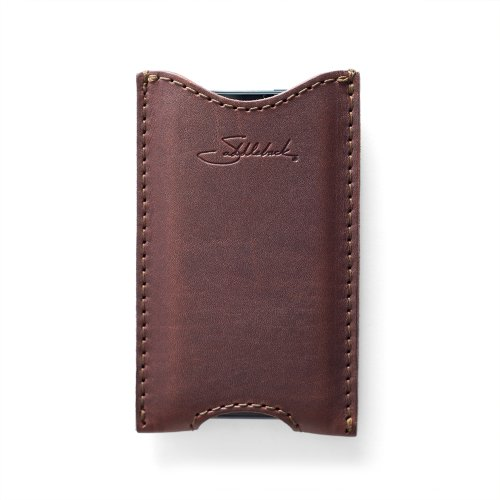 Great Sale Saddleback Leather iPhone 5 Case Chestnut