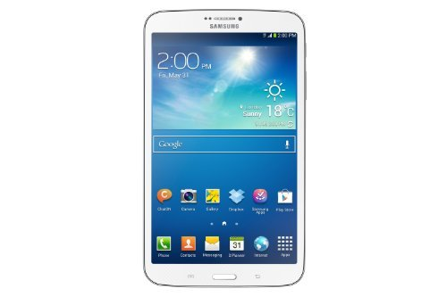 Samsung Galaxy Tab 3 8.0 T311 16GB 3G Android 4.2 Tablet PC - White (Google Tv Samsung compare prices)