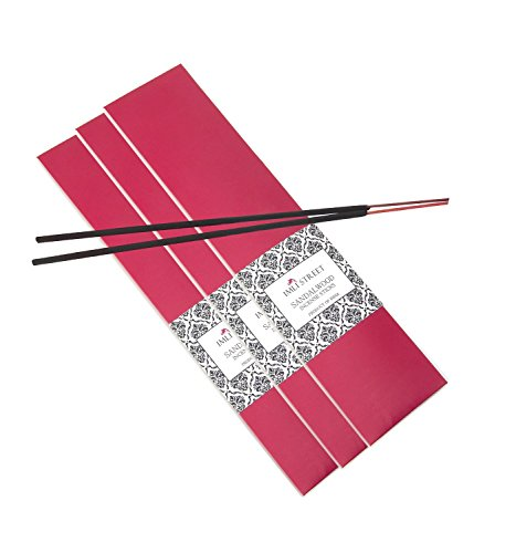Imli Street Sadalwood Incense Stick For Pooja And Home Fragrance Pack Of 3 (Total 75 Sticks) - Combo Pack