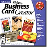 The PrintShop Business Card Creator (Jewel Case)