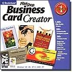 The PrintShop Business Card Creator (Jewel Case)