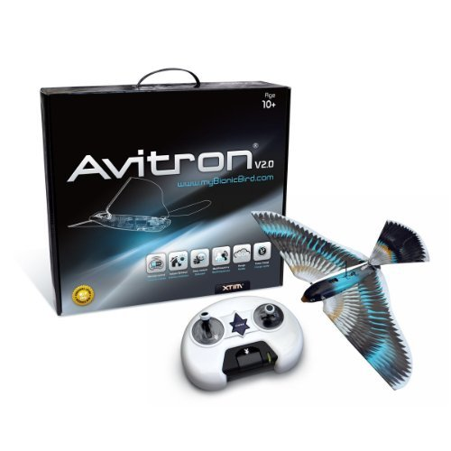 Avitron-V20-Remote-Controlled-Flying-Bird