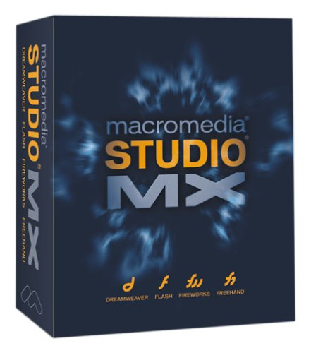 Macromedia Studio MX-Academic Version
