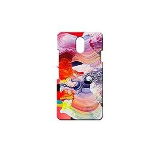 Bluedio Designer Printed Back Case / Back Cover for Lenovo Vibe P1M (Multicolour)