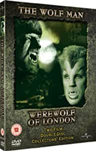 The Wolf Man / Werewolf Of London [UK Import]