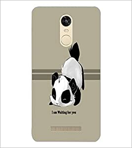 PrintDhaba Quote D-5876 Back Case Cover for XIAOMI REDMI NOTE 3 (MEDIATEK) (Multi-Coloured)