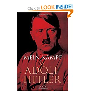 Mein Kampf: Amazon.co.uk: Adolf Hitler: 9788172241643: Books