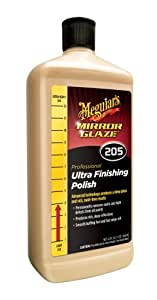Meguiar's M205 Mirror Glaze Ultra Finishing Polish - 32 oz.