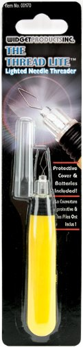Great Features Of Widget Products The Thread Lite Lighted Needle Threader-