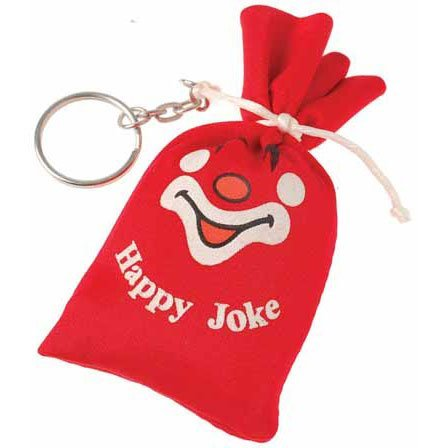 Laughing Bag Keychain (1 per package)
