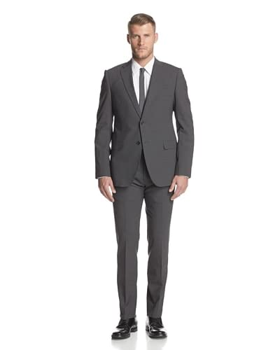 Armani Collezioni Men's Notch Lapel Two Button Suit