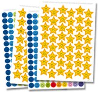 Reward stickers (for Ultimate Potty Training Chart and Good Night Sleep Tight Chart)
