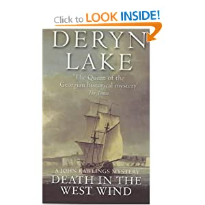 Death in the West Wind - Deryn Lake