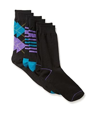 Ben Sherman Men's Charles Socks – 3 Pack