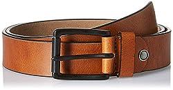Bosa Tan Leather Men's Belt (BELT-002TAN)