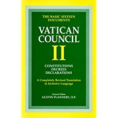 Vatican Council II: Constitutions, Decrees, Declarations (Vatican Council II) (Vatican Council II) by Austin Flannery