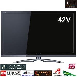 TOSHIBA REGZA 地上・BS・110度CSデジタルフルハイビジョン液晶テレビ ZT3シリーズ