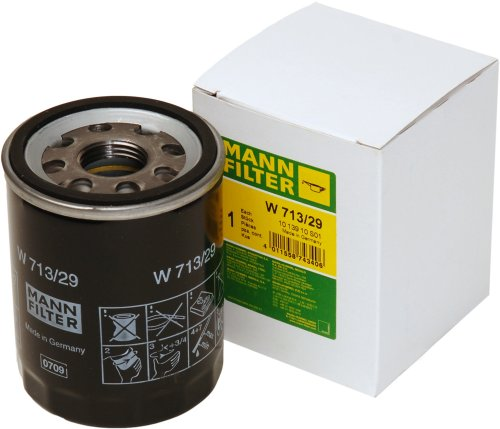 32 Off Mann Filter W 713 29 Spin On Oil Filter