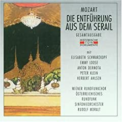 Mozart: Die Entf・rung Aus Dem Serail (Gesamtaufnahme) (Aufnahme Wien 1945)
