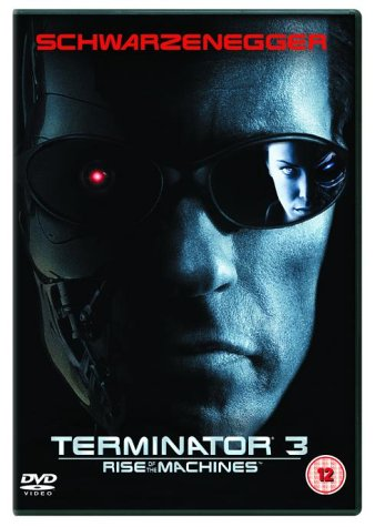 Terminator 3: Rise of the Machines (Two Disc Set) [DVD] [2003]