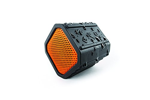 ECOXGEAR Ecopebble Rugged and Waterproof Wireless Bluetooth Speaker - Retail Packaging digital treasures lyrix jive jumbo bluetooth speaker speakers retail packaging